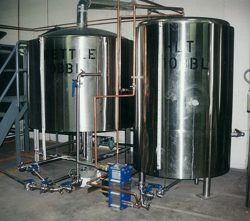 for select customers and overseas and international customers we do offer our tank and system plans for sale this allows our customers to have their - Home Brewery Plans Designs